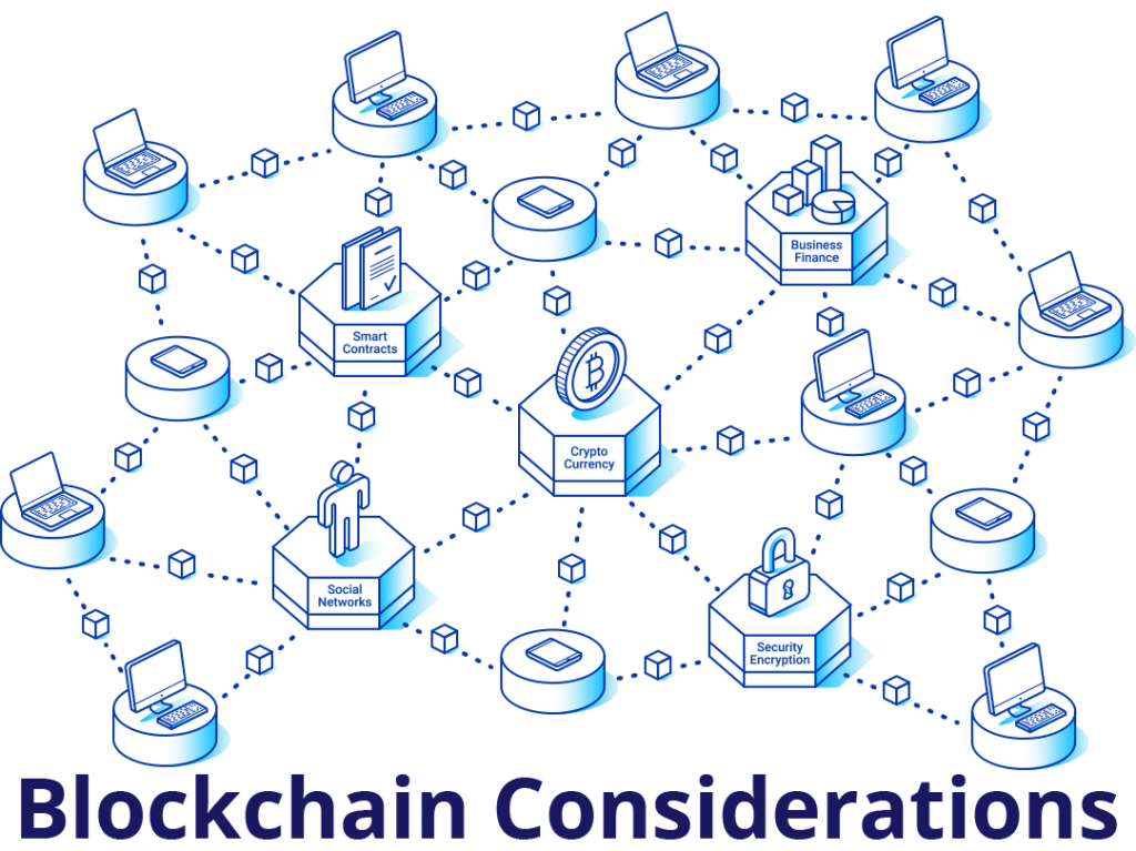 Blockchain Considerations